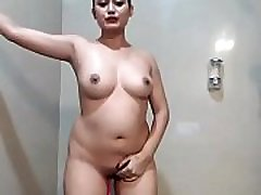 son and sextile sister Bhabhi cryz for hard sex bath & fingering her pussy for lover