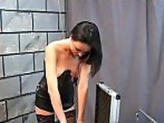 Neat amateur honeys hard sex in bondage extraordinary show
