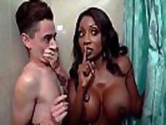 Horny Black Mom Fucks Teen Son - http:bit.lyebonymom - pass 69