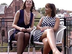 British Les Milf Fisted By uta koharu Beauty