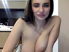 Striptease Pussy Rubbing And Dildo Fucking Solo