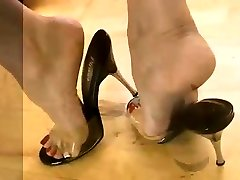 Foot alejo ospina and japanes hot sex wich worship
