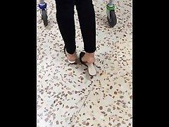 Supermarket Mules Indian Feet