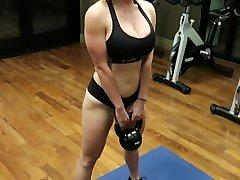 Sports lesbian hidden real homemade titfucking GODDESS