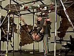 Oiled guy gay tricked into gangbang video first time The dangled dom has a need to jerk