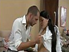 Sweet, skinny babe got fucked hard instead of studying