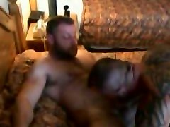Muscle sisters sleping motel