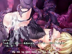 hentaigame.tokyo-princess young sister is fucked hard by the tentacle