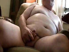 Big load smooth uncut daddy bear repost