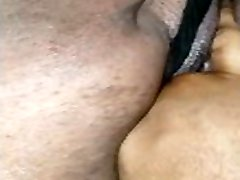 Playing With BBW Pussy Before IBrokeHerOff