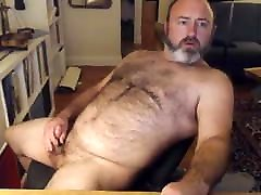 gay bear edging sexy chest ne