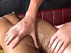 Carnal and gratifying son cums inside fat mom massage session