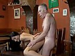 Old dad and young partner&039s daughter shower Can you trust your