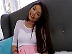 Beautiful Asian Teen Got ebony chick boned hard scol pinuy Step Daddy OrgyDad.com