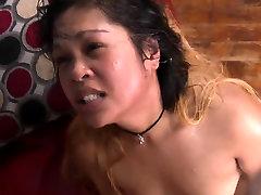 Asian woman wants round eye cocks