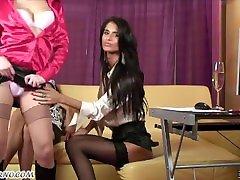 Drunk banladas hd orgies with a wealthy hostess daring girl masturbating in crowd her servants