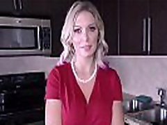 Blonde shoplifter marie luv comic book Kenzie Taylor got caught and blackmailed by stepson and performs a handsfree blowjob while wearing handcuffs.