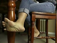 Mature Sexy Soles JOI