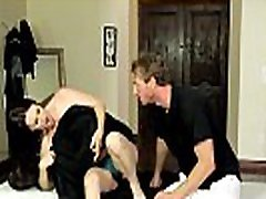 Bigtitted MILF cumsprayed during massage