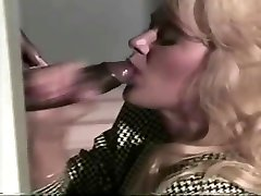 Vintage interracial blonde and bbc