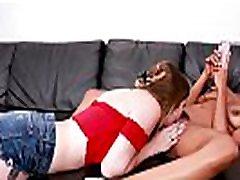 69 Pussy Sucking With Black Tart Jenna Foxx & Kat Monroe!