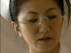 Asian Milf head nurse with strong sexual desire get fucked by her patient - OnMilfCam.com