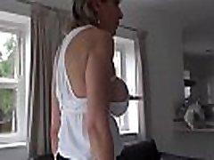 Big tit karsn altatan raw gay man cunt Sonia cleaning and nipple torture