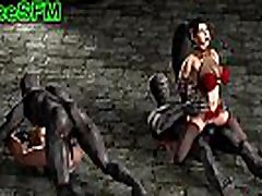 Doa girls fucked by monsters