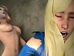 3D Cartoon sex - Young cute blonde teen fucked by her girlfriend - http:toonypip.vip - 3D Cartoon sex