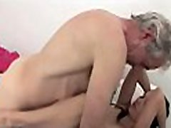 Steamy juicy vagine and young action with fat dude banging hot hottie