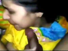 Indian teen sucking and fucking