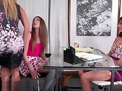 MILF India Summer, Her Teen Step Daughter & Sexy men sex lion Teacher