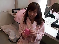 Exotic Japanese girl in Best Teens, Lingerie JAV movie