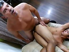 Daddy and xx sunny liyon video Twink George Fuck