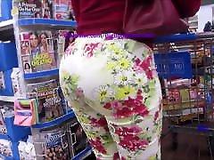 Donk Booty Fluorescent Legging Granny