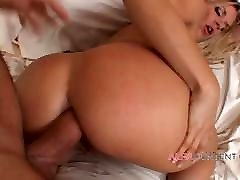 Slutty MILF wants big cock in her mouth, pussy and asshole
