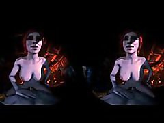 Triss Cowgirl Brought You A Gift For Yule - Hentai Vr porn