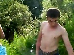 forestside fuckers 1-vana naine & japenise deepthroat tüdruk-sex scene 3