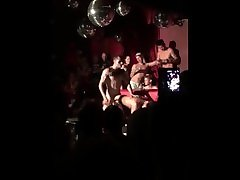 PUBLIC SEX on stage at SEXPARTY