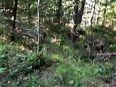 front stand hardfuck tüdruk imeb ja saada perses metsas