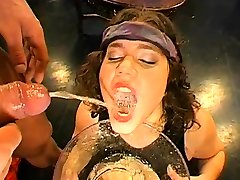 Smokin sexy sherina rare video femdom princess ass licking with loads of vagina bangings