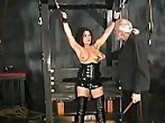 Young amateur chicks astonishing bondage scenes on cam