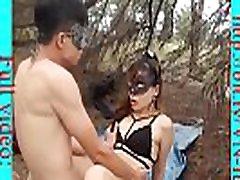 Young Asian couple sex in public -Full: http:bit.lyVN-full2