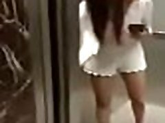 Drunk Indian hot actress Megha sharma strips in front of police