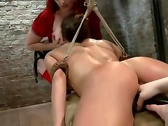 BDSM perswan asli video featuring Mz. Berlin, Claire Adams and Ariel X