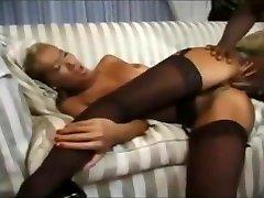 Tight Asian, Kasorn Swan fucks black guy