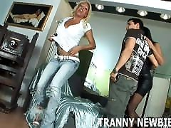 I want to film my first time with a tranny