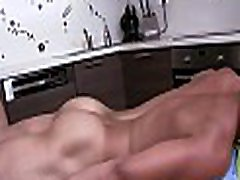Hunk is pounding stud&039s anal during lusty massage