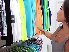 Hot free xxx hd sex teen gets pounded in the changing room