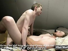 Taboo Twink Fucks Older Daddy Bear!